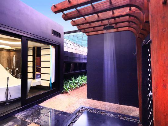 峴港洲際陽光半島度假酒店(InterContinental Danang Sun Peninsula Resort)温泉礁湖別墅