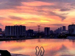 吉隆坡城中城美景無邊泳池公寓(Infinity Pool & KLCC View)