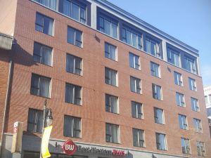貝斯特韋斯特優質蒙特利爾酒店(Best Western Plus Hotel Montreal)