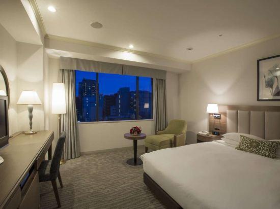 名古屋東急大酒店(Tokyu Hotel Nagoya)高級小間大床房