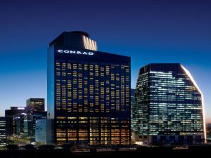 韓國首爾國際金融中心康萊德酒店