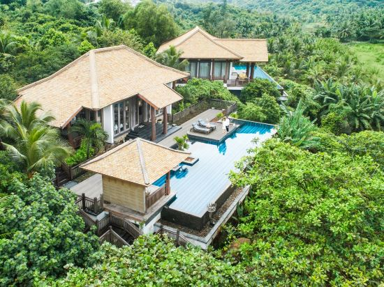 峴港洲際陽光半島度假酒店(InterContinental Danang Sun Peninsula Resort)三卧室太陽半島別墅