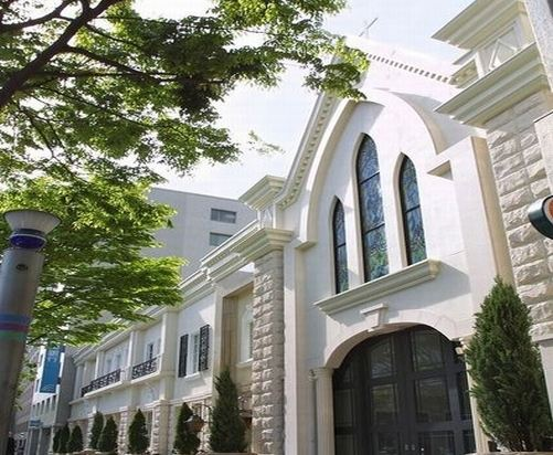名古屋觀光酒店(Kanko Hotel Nagoya)外觀