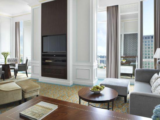 新加坡洲際酒店(InterContinental Singapore)皇家套房
