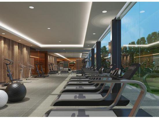 華欣萬豪水療度假村(Hua Hin Marriott Resort & Spa)健身房