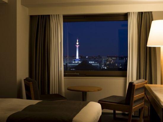 京都蘭威特酒店(Aranvert Hotel Kyoto)豪華雙床房