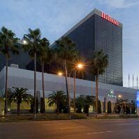 洛杉磯機場希爾頓酒店酒店預訂