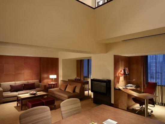 新加坡君悅大酒店(Grand Hyatt Singapore)君悅複式套房