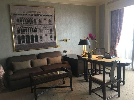 史丹福瑞士酒店(Swissotel the Stamford)史丹福套房