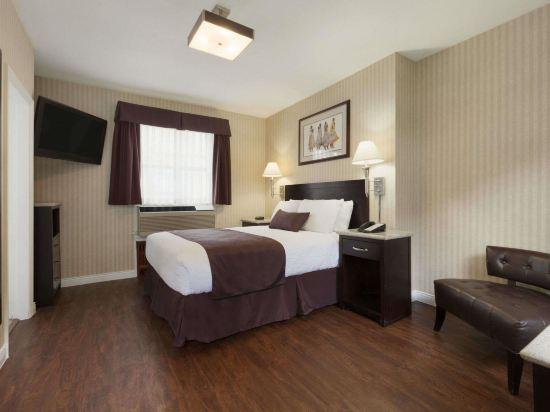 温德姆華麥德龍戴斯酒店(Days Inn by Wyndham Vancouver Metro)標準大床房