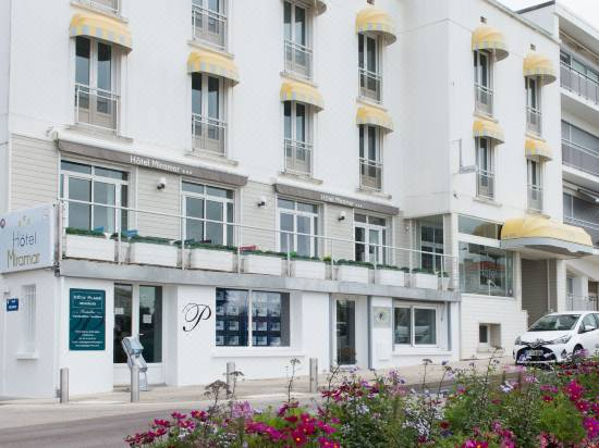 The Originals Boutique Hotel Miramar Royan Inter Hotel Hotel