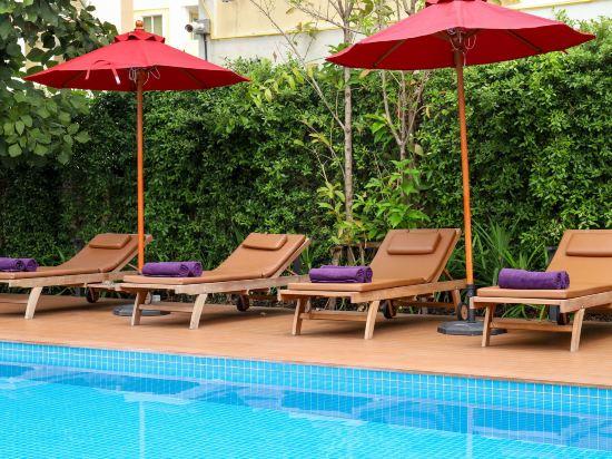 芭堤雅黃金海酒店(Golden Sea Pattaya)健身娛樂設施