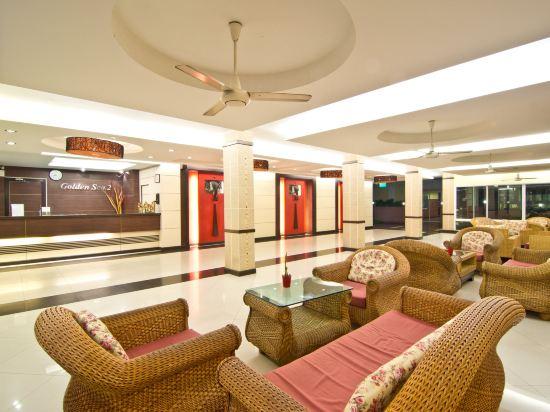 芭堤雅黃金海酒店(Golden Sea Pattaya)公共區域