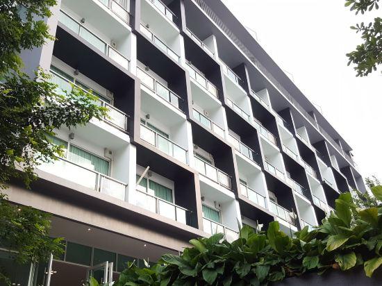 普里瑪旺加瑪酒店(Prima Wongamat Hotel)外觀