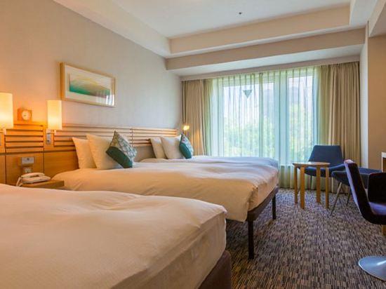 札幌三位神大酒店(Hotel Resol Trinity Sapporo)高級三人房