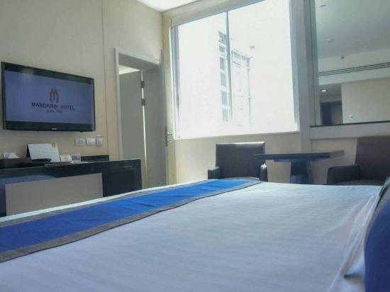 中間點曼達林大酒店(Mandarin Hotel Managed by Centre Point)曼達林連通房