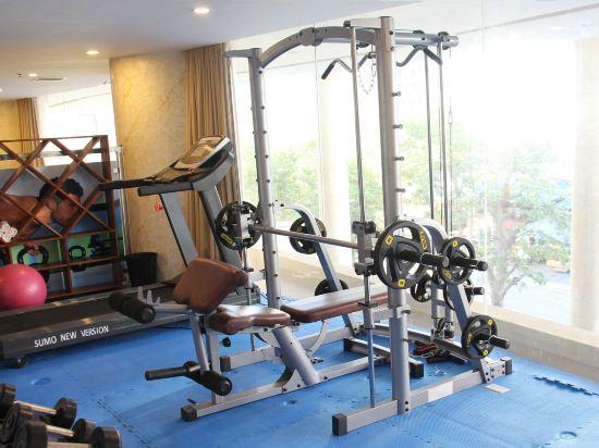 阿凡達峴港酒店(Avatar Danang Hotel)健身房