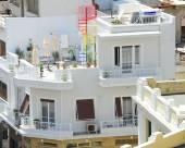 住在雅典酒店 - 普斯里中心公寓