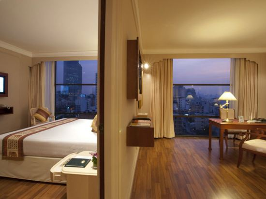 綠寶石酒店(The Emerald Hotel)行政套房