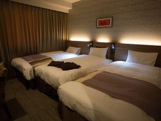 大阪心齋橋格蘭多酒店(Shinsaibashi Grand Hotel Osaka)三人房
