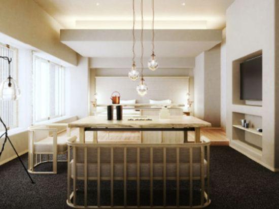 京都祗園賽萊斯廷酒店(Hotel the Celestine Kyoto Gion)賽萊斯廷豪華八阪房