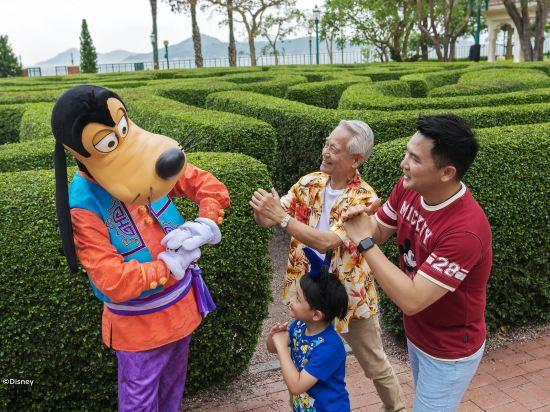 香港迪士尼樂園酒店(Hong Kong Disneyland Hotel)其他