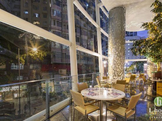 香港如心銅鑼灣海景酒店(L'hotel Causeway Bay Harbour View Hong Kong)餐廳