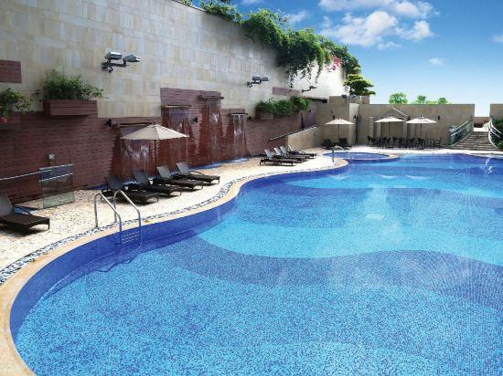 香港8度海逸酒店(Harbour Plaza 8 Degrees)健身娛樂設施