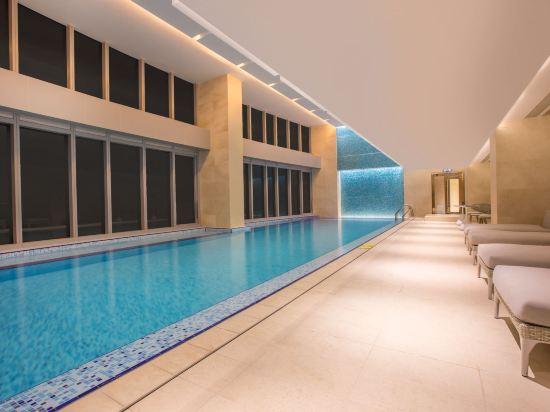 澳門皇冠假日酒店(Crowne Plaza Macau)健身娛樂設施