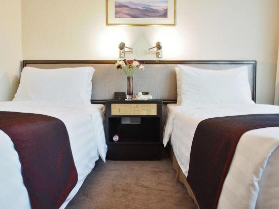香港南洋酒店(South Pacific Hotel)標準雙床客房