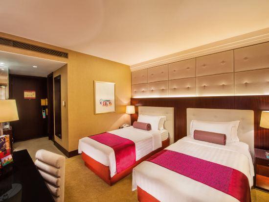澳門百老匯酒店(Broadway Macau)百老匯客房-雙床房