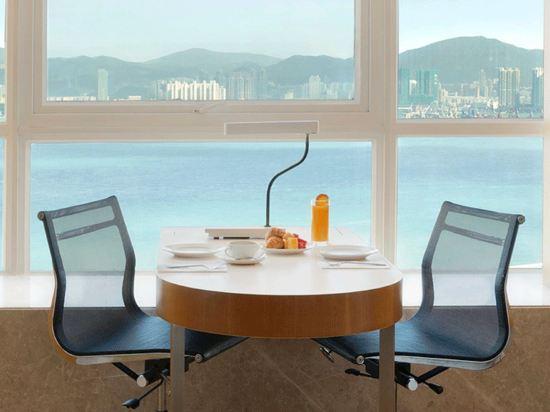 香港今旅酒店(Hotel Jen Hong Kong)貴賓閣套房