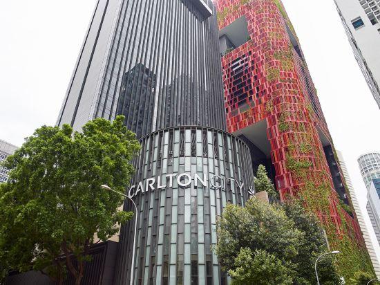 新加坡卡爾頓城市酒店(Carlton City Hotel Singapore)外觀