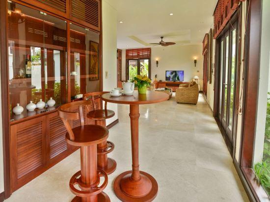 峴港富麗華大酒店(Furama Resort Danang)一卧室泳池別墅