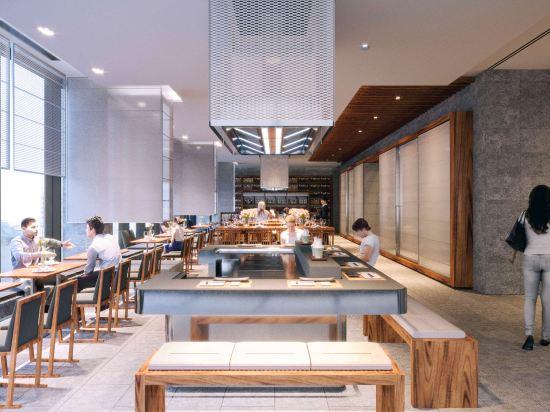 首爾東大門諾富特大使酒店(Novotel Ambassador Seoul Dongdaemun Hotels & Residences)餐廳