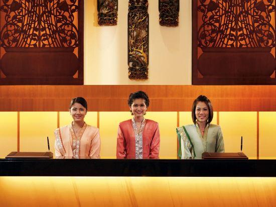 吉隆坡皇家朱蘭酒店(Royale Chulan Kuala Lumpur)公共區域