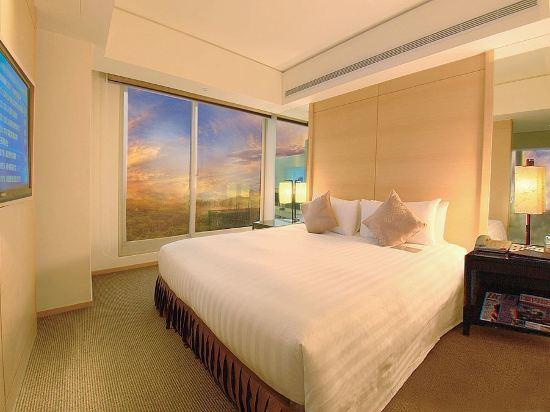 台中烏日清新温泉飯店(Freshfields)景觀套房