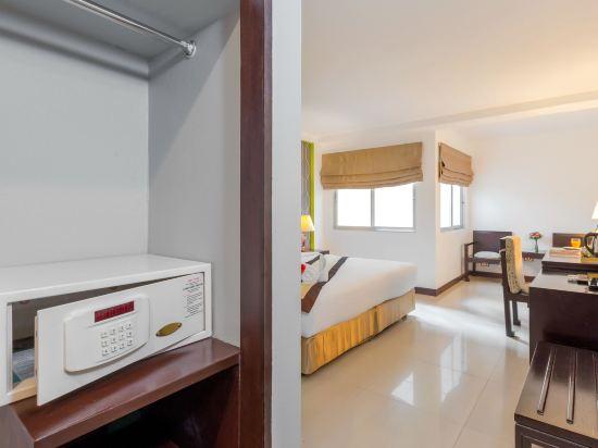 芭堤雅金色城市水療酒店(The Golden Ville Boutique Hotel & Spa Pattaya)豪華房