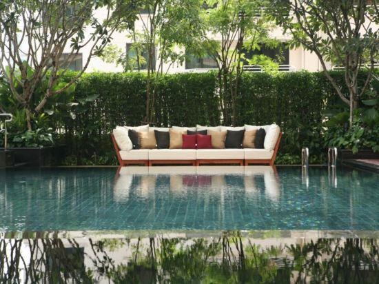 曼谷拉查丹利中心酒店(Grande Centre Point Hotel Ratchadamri Bangkok)室外游泳池