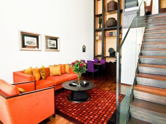 美憬閣索菲特曼谷VIE酒店(VIE Hotel Bangkok - MGallery by Sofitel)二卧室複式套房
