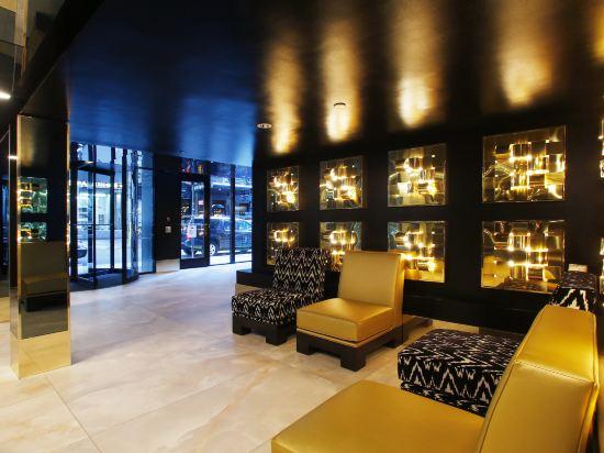 紐約優雅精品室友酒店(Room Mate Grace Boutique Hotel New York)公共區域
