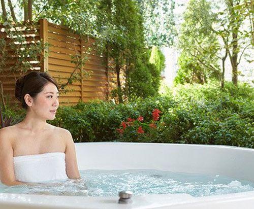 東京池袋大都會飯店(Hotel Metropolitan Tokyo Ikebukuro)室外游泳池