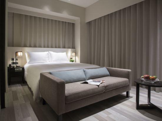 台北豪景大酒店-新館(New Riverview Suites Taipei)麗景雙人房