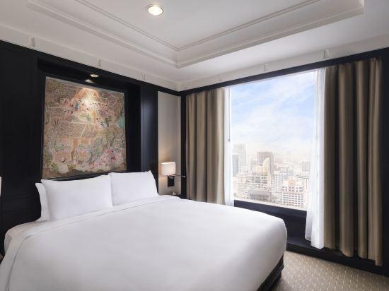 曼谷悅榕莊酒店(Banyan Tree Bangkok)地平線景觀房