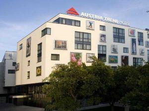 布拉迪斯拉發奧地利流行度假酒店(Austria Trend Hotel Bratislava)