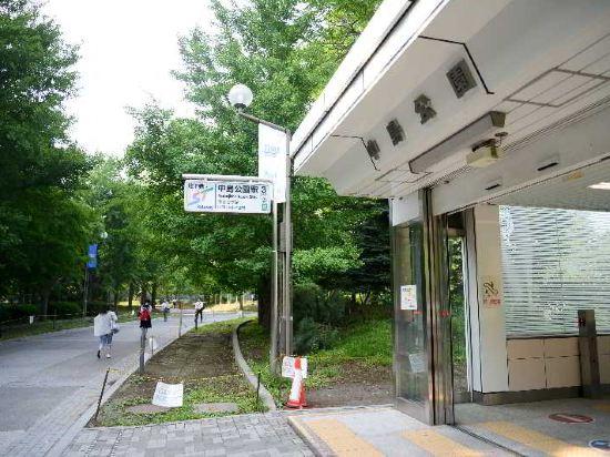 札幌公園飯店(Sapporo Park Hotel)周邊圖片