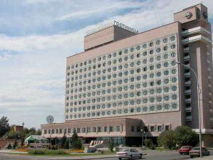 新西伯利亞阿茲姆酒店(Azimut Hotel Siberia Novosibirsk)