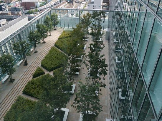 大阪萬豪酒店(Osaka Marriott Miyako Hotel)公共區域