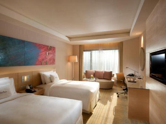 吉隆坡希爾頓逸林酒店(DoubleTree by Hilton Hotel Kuala Lumpur)2 Twin Beds Executive Room