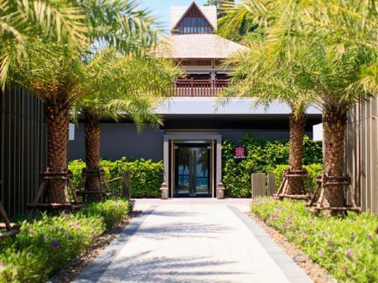 普吉島萬豪奈陽海灘水療度假村(Phuket Marriott Resort and Spa, Nai Yang Beach)公共區域